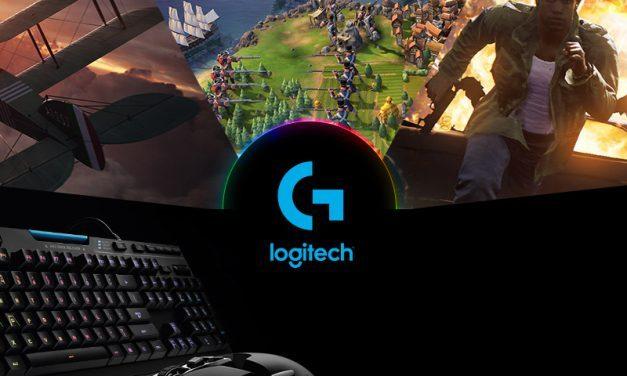 TECNOLOGIA | Logitech G lança no Brasil novos produtos para gamers!