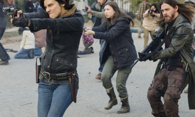 THE WALKING DEAD | O clima vai esquentar mais ainda na 8ª temporada!