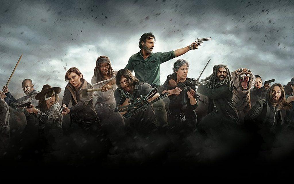 THE WALKING DEAD   O clima vai esquentar mais ainda na 8ª temporada!