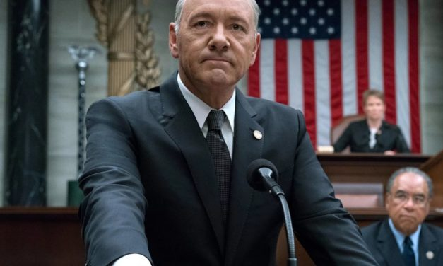 HOUSE OF CARDS | A casa caiu para o Kevin Spacey na Netflix!