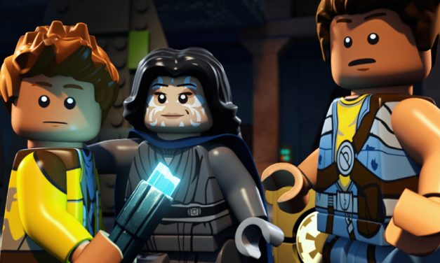 LEGO STAR WARS | Chegou a nova temporada de As Aventuras de Freemaker!