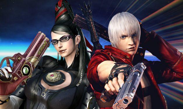 IMAGINA O CAOS | Criador de Dante e Bayonetta quer um jogo com os dois juntos!