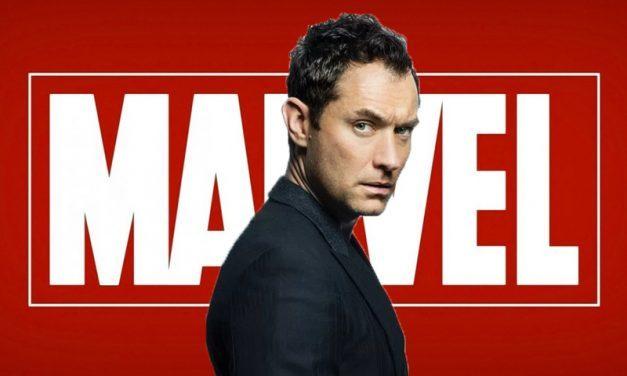 CAPITÃ MARVEL | Esse não cansa! Jude Law pode ter papel importante no filme!