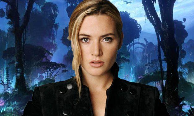 AVATAR 2 | Revelados detalhes da personagem de Kate Winslet no filme!