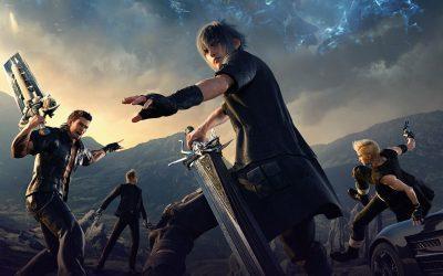 FELICIDADE DEFINE | A Square Enix avisa: 2018 será o ano de Final Fantasy