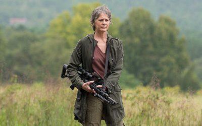 THE WALKING DEAD | Carol fica em uma situação nada agradável em novos vídeos!