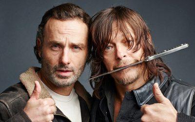THE WALKING DEAD | Será que veremos Daryl contra Rick em breve?