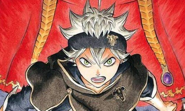 VAMOS COMPARAR   Será que Black Clover é o novo Naruto?