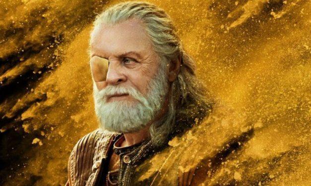 THOR: RAGNAROK | Porque não vemos o Odin como um mendigo no filme?
