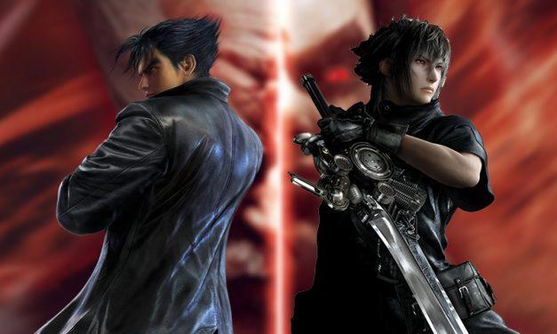 TEKKEN 7 | Noctis de Final Fantasy XV entra na pancadaria desenfreada!