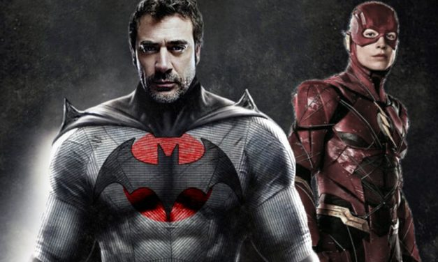 FLASHPOINT | Quase certo de vermos Thomas Wayne como o Batman no filme!