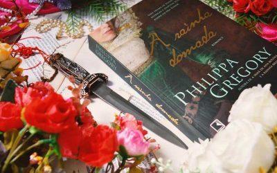 A RAINHA DOMADA | A última esposa do rei Henrique VIII em livro!