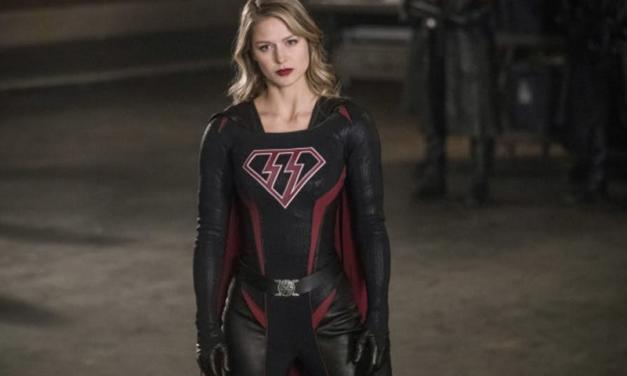 CRISE NA TERRA-X | Atriz fala sobre como foi viver a Supergirl Nazista!