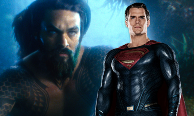 LIGA DA JUSTIÇA | Aquaman e Superman já se conheciam antes dos eventos do filme!