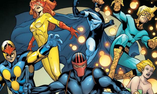 NOVOS GUERREIROS | Série da Marvel não será mais exibida pela Freeform!