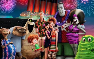 HOTEL TRANSILVÂNIA 3 | Assista o super engraçado trailer da animação!