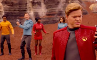 USS CALLISTER | Star Trek invadiu o futuro distópico de Black Mirror!