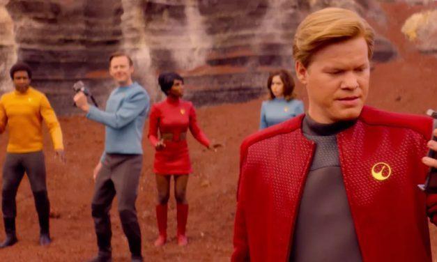USS CALLISTER | Star Trek invadiu o futuro distópico de Black Mirror!
