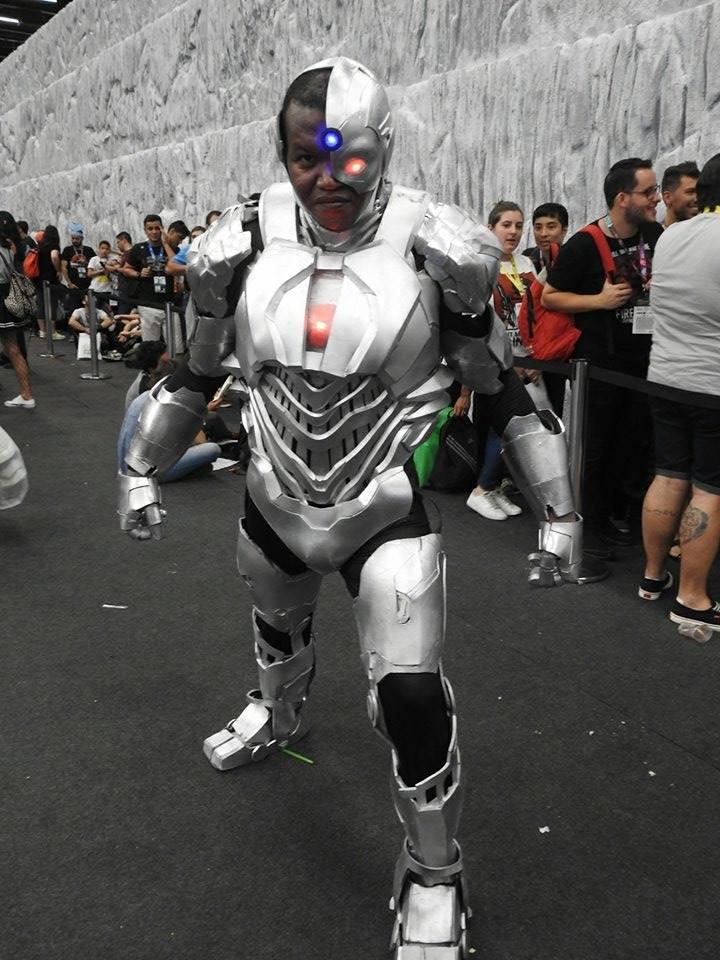 CCXP dia 1 Cosplayers (3)