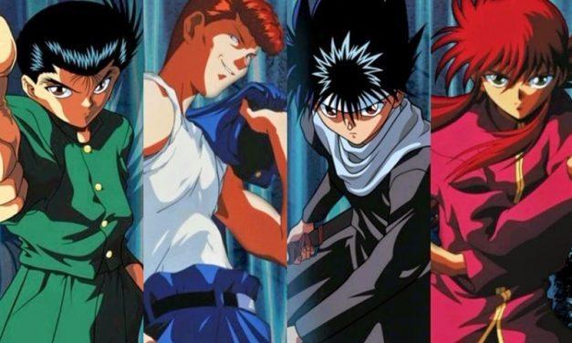 YU YU HAKUSHO | Novo episódio será lançado em blu-ray comemorativo de 25 anos!