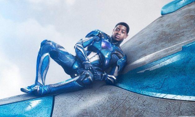 POWER RANGERS | O Ranger azul já tem algumas ideias para o próximo filme!