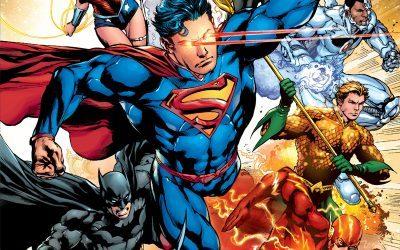 CCXP 2017 | Ivan Reis, a lenda brasileira da DC Comics, confirma presença!