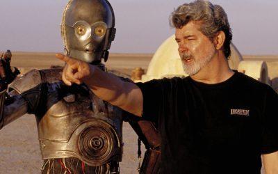 OS NERDS PIRAM | Biografia de George Lucas será lançada no Brasil!