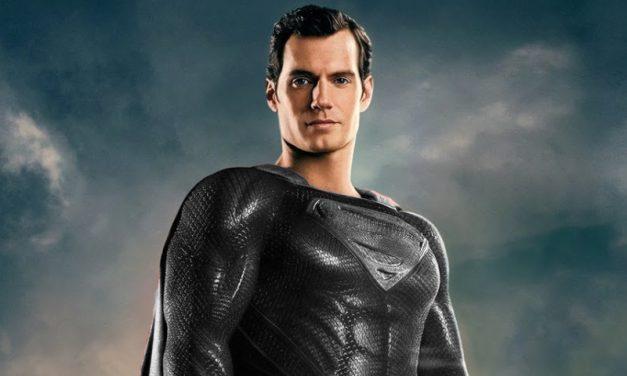 LIGA DA JUSTIÇA | Traje solar do Superman seria mostrado no filme!