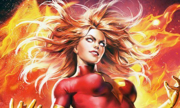 X-MEN: FÊNIX NEGRA | Jean aparece dominada pela Força Fênix na primeira imagem oficial!