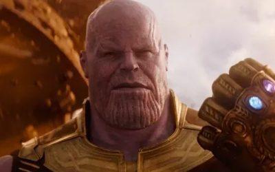 GUERRA INFINITA | Novo capacete do Thanos pode ter sido revelado na CCXP!