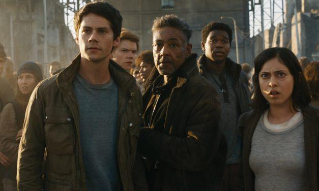 MAZE RUNNER: A CURA MORTAL | Primeiro trailer do filme é divulgado na CCXP!