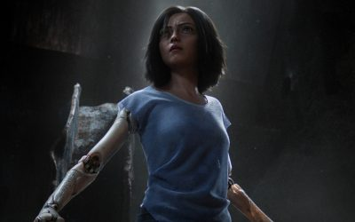 ALITA: BATTLE ANGEL | Diretor fala sobre o visual mangá adotado no filme!