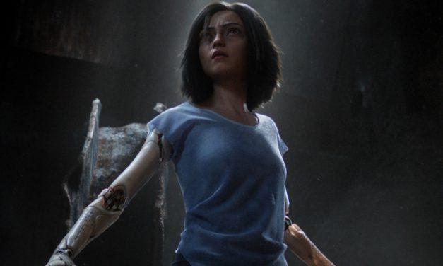 ALITA: BATTLE ANGEL | Diretor fala sobre o visual mangá adotado no filme!