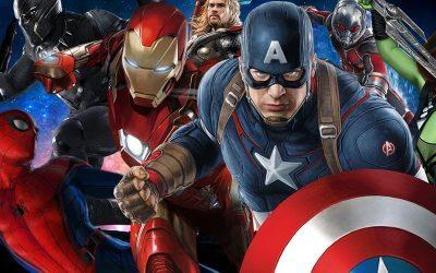 VINGADORES | Bastam eles sobreviverem à Thanos para ir ao espaço nos próximos filmes!