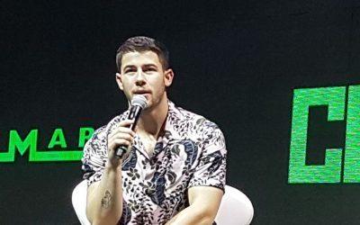 JUMANJI: BEM-VINDO A SELVA | Nick Jonas faz mistério sobre seu personagem!