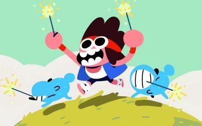 OK KO! VAMOS SER HERÓIS | Criador da animação revela suas maiores inspirações!