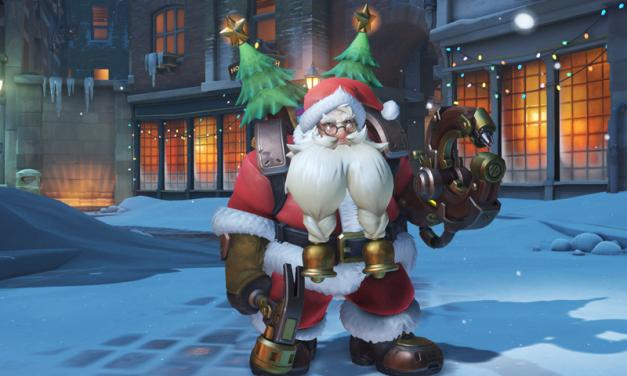 GAMES | Jogos da Blizzard entram no clima das festas de final de ano!