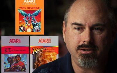 BGS 2018 | Desenvolvedor do polêmico jogo do E.T. para Atari virá para o evento!