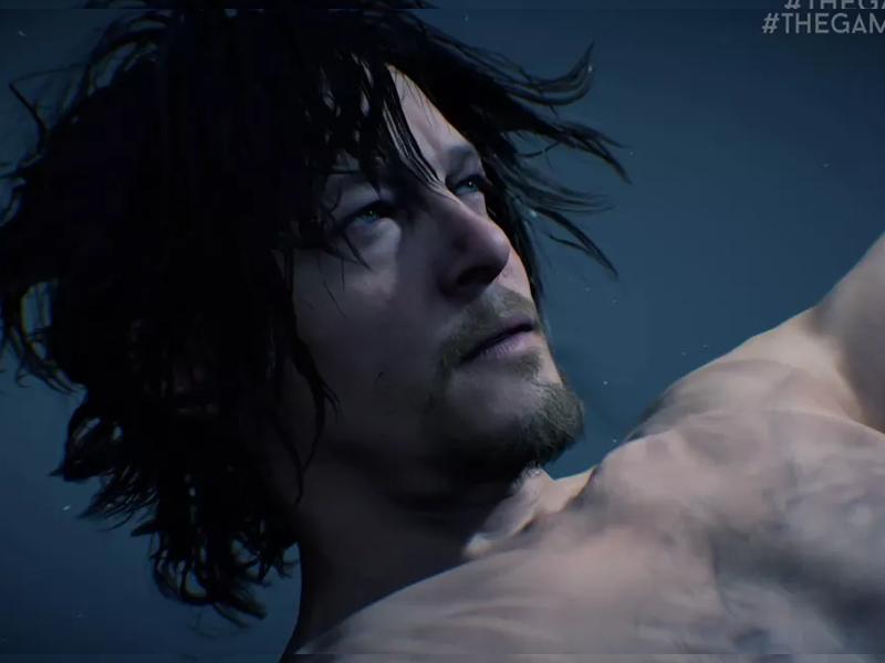 DEATH STRANDING   Kojima surpreende e revela novo trailer durante a TGA!