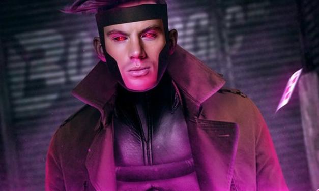 GAMBIT   Filme solo do mutante deve ter orçamento de US$ 155 milhões!