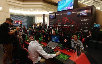 ODYSSEY CHALLENGE | Samsung anuncia segunda edição do evento gamer!