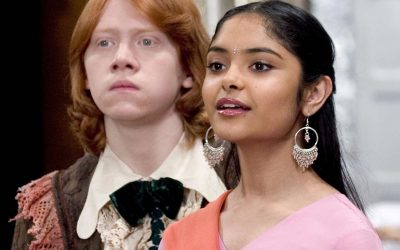 CCXP 2017 | Afshan Azad, a Padma Patil de Harry Potter, estará no evento no lugar de Natalia Tena!