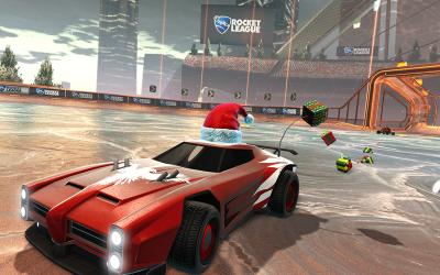 ROCKET LEAGUE | Psyonix confirma evento natalino para o game!
