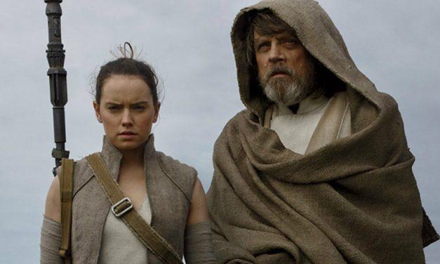 THE LAST JEDI   Primeiras impressões do Episódio VIII de Star Wars!