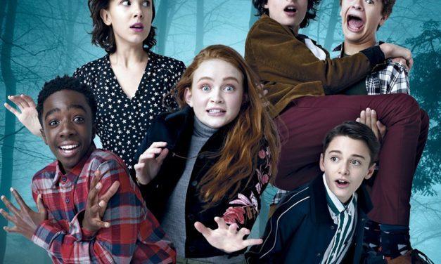 RETROSPECTIVA NETFLIX | Vamos relembrar o melhor da Netflix em 2017!