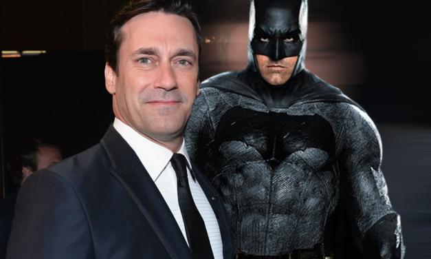 THE BATMAN | Ator de Mad Men pode substituir Ben Afleck como Homem-Morcego!