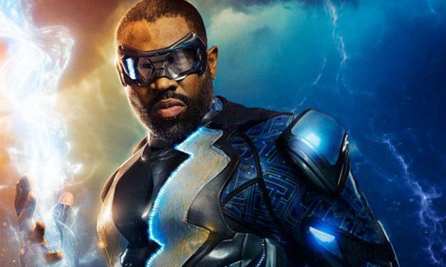 RAIO NEGRO | Mais um Herói da DC chega na TV com tudo!