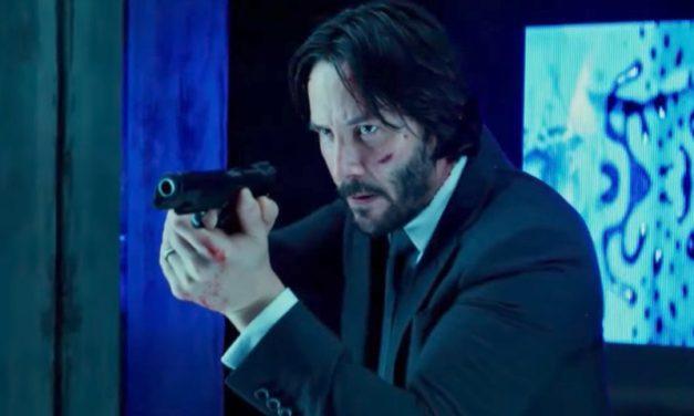 JOHN WICK: CAPÍTULO 3   Filme irá manter diretor dos outros dois títulos anteriores!