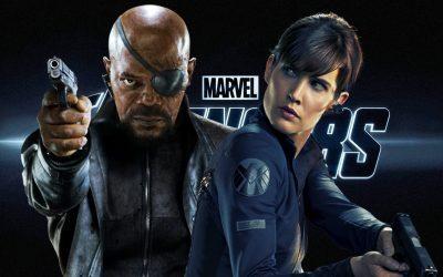 VINGADORES 4 | Nick Fury e Maria Hill são vistos nos sets de filmagens!