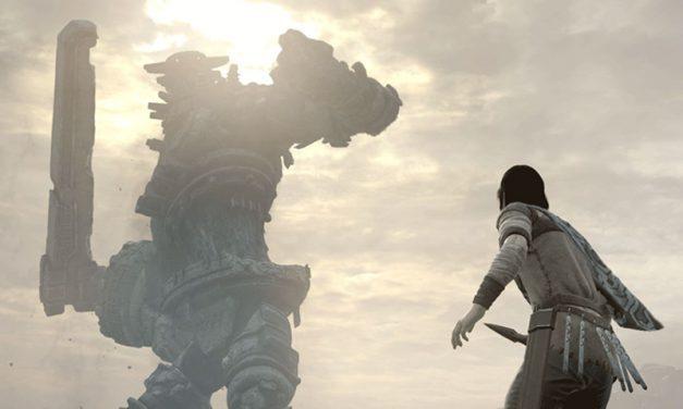 SHADOW OF THE COLOSSUS | Hora de babar com 15 minutos de gameplay do remake!